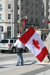 Canadian Flag_9871